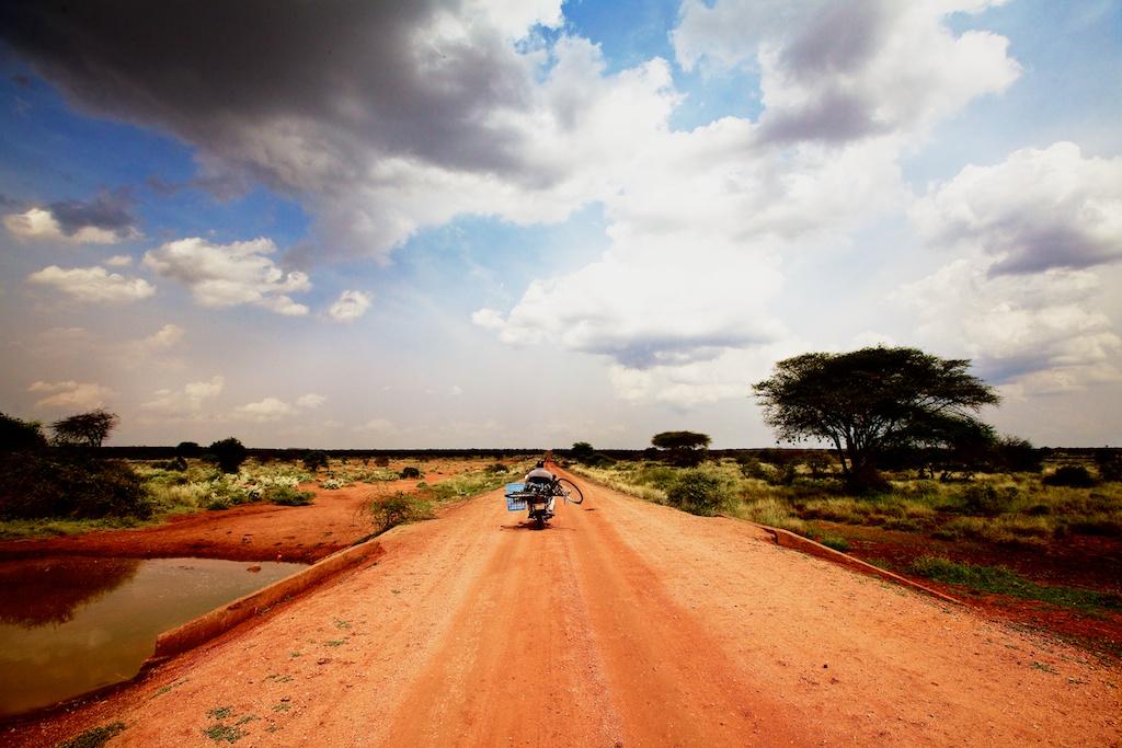 A quick Lift Round Amboseli