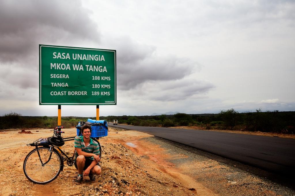 Benjamin Sadd - Bike Ride