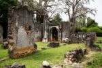 Swahili Ruins, Tomgoni, Tanzania